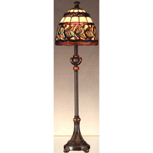 Dale Tiffany TB101109 Tiffany Buffet Lamp