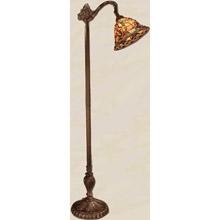 Bridge arm floor lamps lamps beautiful dale tiffany tf50181 tiffany bochner bridge arm floor lamp aloadofball Gallery
