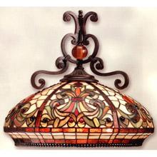 Dale Tiffany TH101034 Tiffany Boehme Antiques Roadshow Hanging Lamp