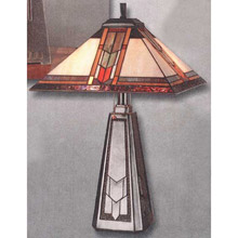 Dale Tiffany TT101387 Table Lamp