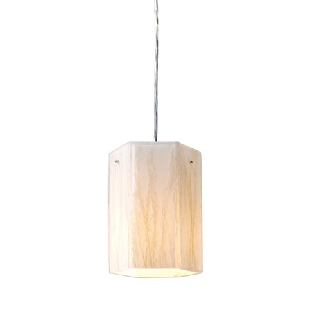 Elk Lighting 19031/1 Modern Organics Mini Pendant