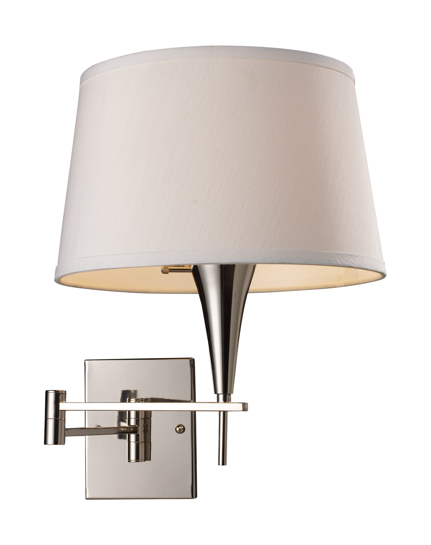 Elk lighting 10108 1 swingarm swing arm wall sconce Beautiful swing arm wall lamps and sconces
