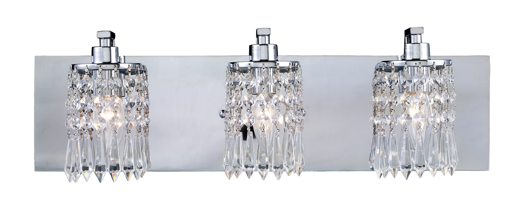 Lighting 11230 3 Crystal Optix Vanity Light. Bathroom Vanity Lighting Crystal Fixtures Interiordesignew  sc 1 st  Light Fixtures & Crystal Bathroom Vanity Light Fixtures - Light Fixtures azcodes.com