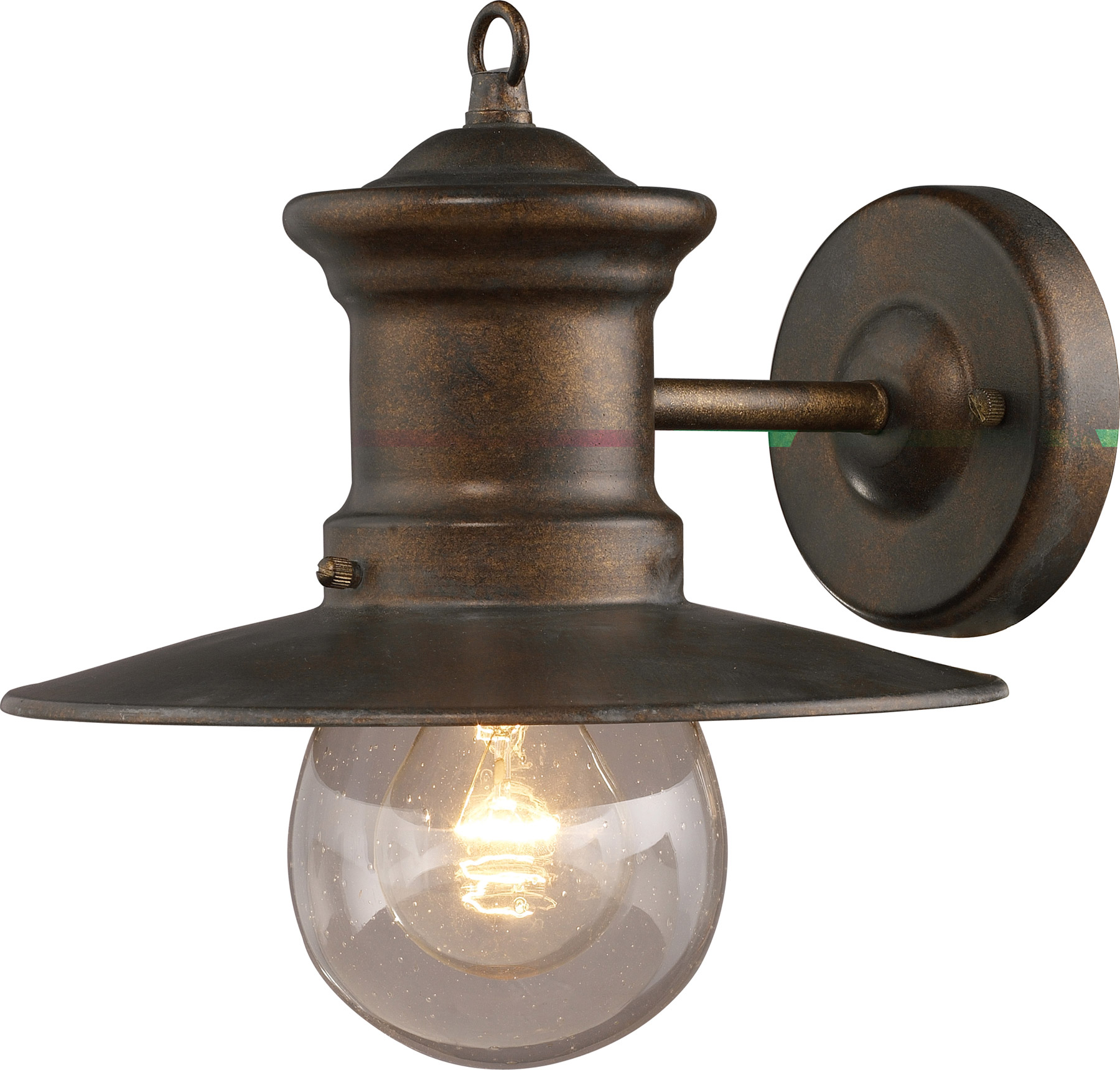 Elk Lighting 1 Maritime Exterior Wall Sconce