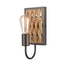 Elk Lighting 10752/1 1-Light Vanity Light in Oil Rubbed Bronze