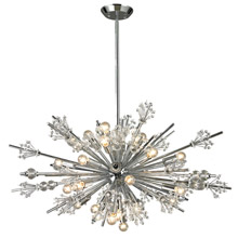 Elk Lighting 11752/24 Starburst 24-Light Chandelier