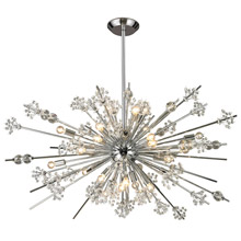Elk Lighting 11753/29 Starburst 29-Light Chandelier