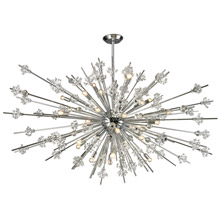 Elk Lighting 11754/31 Starburst 31-Light Large Chandelier