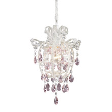 Elk Lighting 12008/1 Crystal Elise Pendant