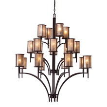 Elk Lighting 15037/8+8+4 Barringer Twenty Light Chandelier