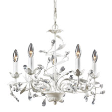 Elk Lighting 18113/5 Circeo Crystal Chandelier