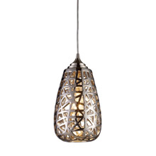 Elk Lighting 20064/1 Nestor Mini Pendant