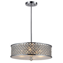 Elk Lighting 31105/4 Genevieve Pendant