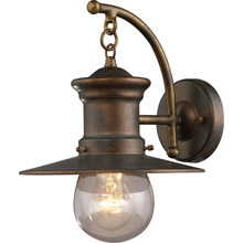 Elk Lighting 42006/1 Maritime Exterior Wall Sconce
