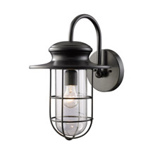 Elk Lighting 42285/1 Portside Outdoor Wall Mount Lantern
