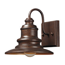 Elk Lighting 47010/1 Marina Outdoor Wall Sconce
