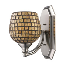 Elk Lighting 570-1C-GLD Vanity Wall Sconce