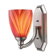 Elk Lighting 570-1C-M Vanity Wall Sconce