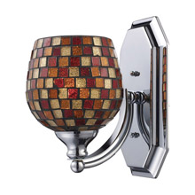 Elk Lighting 570-1C-MLT Vanity Wall Sconce