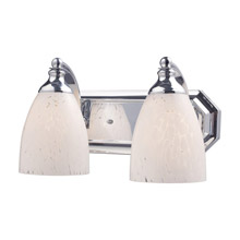Elk Lighting 570-2C-SW Vanity Light