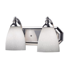 Elk Lighting 570-2C-WH Vanity Light