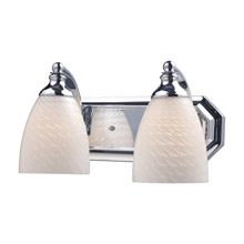 Elk Lighting 570-2C-WS Vanity Light