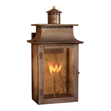 Colonial outdoor lighting lamps beautiful elk lighting 7905 wp maryville outdoor gas wall lantern aloadofball Choice Image