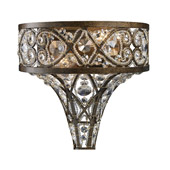 Crystal Amherst Wall Sconce - Elk Lighting 11284/2