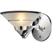 Contemporary Refraction Wall Sconce - Elk Lighting 1470/1