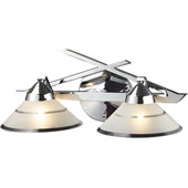 Contemporary Refraction Vanity Light - Elk Lighting 1471/2