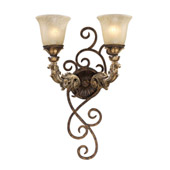 Classic/Traditional Regency Wall Sconce - Elk Lighting 2155/2