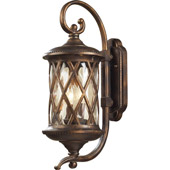 Classic/Traditional Barrington Gate Exterior Wall Sconce - Elk Lighting 42031/2