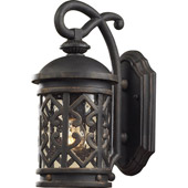 Classic/Traditional Tuscany Coast Exterior Wall Sconce - Elk Lighting 42060/1