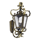 Traditional French Quarter Outdoor Wall Lantern - Elk Lighting 5780-CB