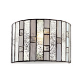 Ethan 1 Light Wall Sconce In Tiffany Bronze - Elk Lighting 70210/1