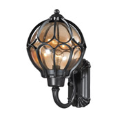 Madagascar 1 Light Outdoor Sconce In Hazelnut Bronze - Elk Lighting 87022/1