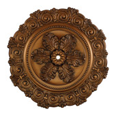 Classic/Traditional Marietta Medallion - Elk Lighting M1011AB