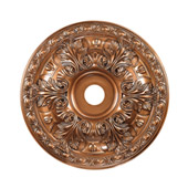 Pennington 28-Inch Medallion In Antique Bronze - Elk Lighting M1019AB