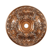 Pennington 36-Inch Medallion In Antique Bronze - Elk Lighting M1020AB