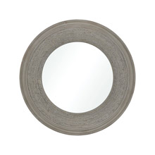 ELK Home 3116-045 Carrik-a-Rede Mirror in Washed Grey