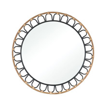 ELK Home 3200-260 Fisher Island Mirror