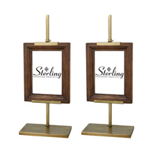 ELK Home 351-10588/S2 Rockford Picture Frames (Set of 2) - Large