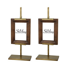 ELK Home 351-10589/S2 Rockford Picture Frames (Set of 2) - Small