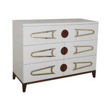 ELK Home 7011-1516 Bang 6-Drawer Chest