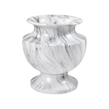 ELK Home 9166-100 Via Appia Small Marbling Planter