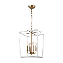 ELK Home D4035 Kingdom 4-Light Chandelier