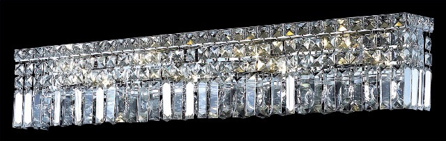 Lighting 2032w36cec crystal maxime 36 in vanity light elegant lighting 2032w36cec crystal maxime 36 in vanity light aloadofball Choice Image