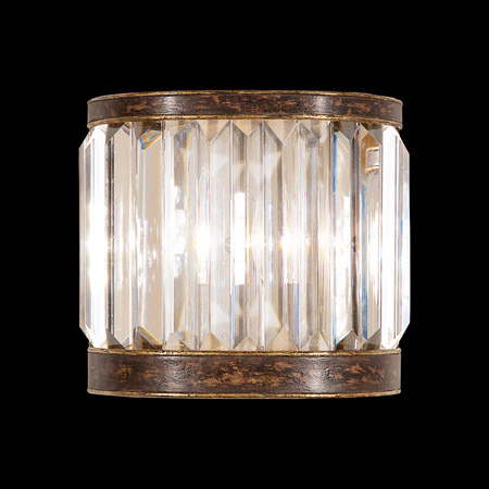 Fine Art Lamps 605650 Crystal Eaton Place Ada Coupe Wall
