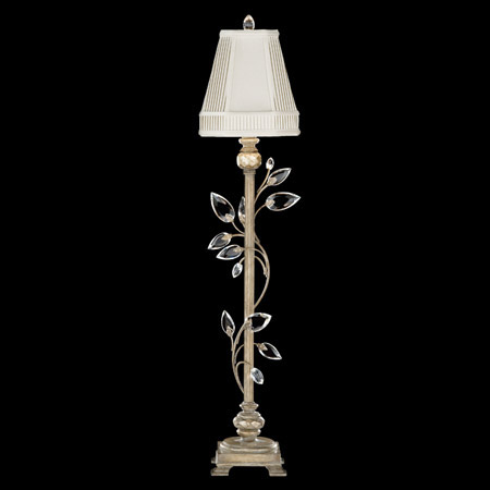Fine Art Handcrafted Lighting 752915ST Crystal Crystal Laurel Buffet Lamp