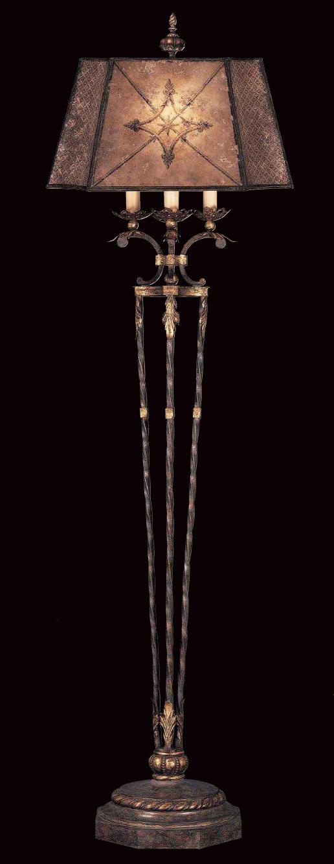 Fine art lamps 166120 villa 1919 floor lamp for Beautiful floor lamps